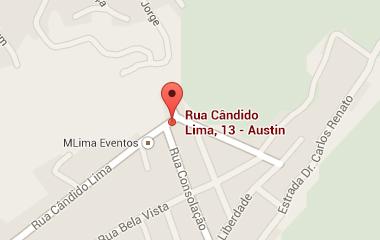 Rua Cândido Lima,13 - Austin - Nova Iguaçu - Rio de Janeiro
